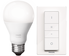 8718696452523 Philips Hue Wireless dimming kit, 9,5W E27 led-lamppu himmentimellä - Led-lamput - 100880 - 1