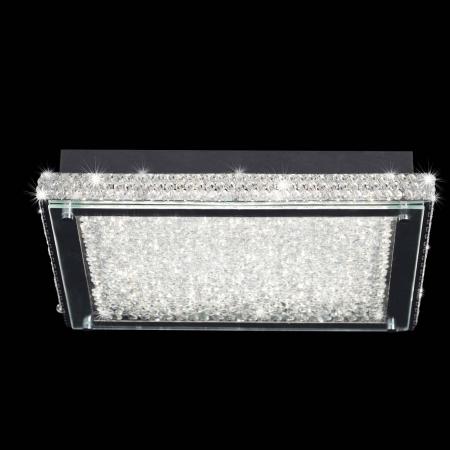 Настенно-потолочный светильник хрустальный