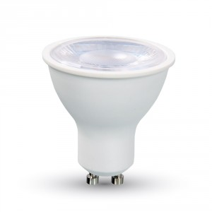 1693 8W GU10 led, 750 lumen, 3000K, 38 ast, V-Tac, FocusLight - Led-lamput - 009907 - 1